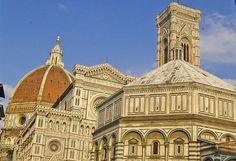 Italien: Montecatini Terme: GruppenreiseToskana: Dom in Florenz