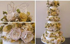 images of sylvia weinstock cakes | ... Wedding Cake by Sylvia Weinstock Cakes :: CeciStyle :: Ceci New York