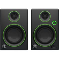 "Mackie CR Series CR3 - 3"" Creative Reference Multimedia Monitors (Pair)         ** Learn more by visiting the image link. (This is an affiliate link) #MusicalInstruments"