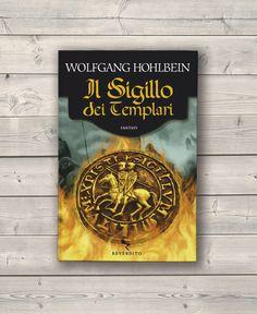 Cover design / Epic Fantasy book / Reverdito Editore