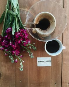 What is your favorite way to prepare coffee at home? Why? At the shop we have lots of different methods to brew coffee come in and try something new today!