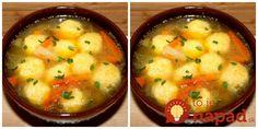 Ak budete nabudúce chcieť teplú večeru a budete mať na ňu len 15 minút času, tento recept si dobre zapíšte. Výbornú polievku s nadýchanými knedličkami z krupice pripravíte skutočne lendo štvrť hodinky!