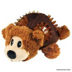 KONG Shells Bear Dog Toy * Additional details at the pin image, click it : Kong dog toys Smart Dog Toys, Tough Dog Toys, Online Pet Supplies, Dog Supplies, Large Dogs, Small Dogs, Jouet Kong, Dog Toys Amazon, Outdoor Dog Toys