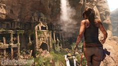 Lara  - Rise of the Tomb Raider, Dan Roarty on ArtStation at https://www.artstation.com/artwork/lara-rise-of-the-tomb-raider