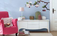 Raumgestaltung mit wandfarben on pinterest shops html - Wandfarbe cashmere ...
