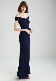ec1b59736a29 MARINA - Cocktailkleid festliches Kleid - navy   Zalando.de 🛒