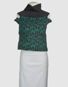 IS Sleeveless jumper on shopstyle.co.uk