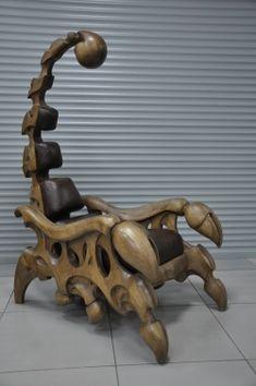 скорпион . кресло 2