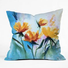 laura-trevey-costa-del-sol-throw-pillow