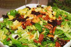Delicious and Fresh Salad at Antone's Banquet Centre #AntonesBanquet #Salad #AntonesFood #Catering http://www.antonesbanquet.com/