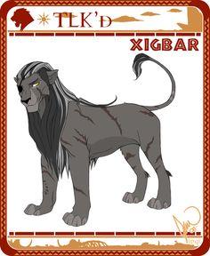[ old ] - TLK'd Xigbar by ipqi.deviantart.com on @DeviantArt
