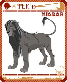 [ old ] - TLK'd Xigbar by ipqi.deviantart.com on @DeviantArt