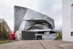 conceived by jean nouvel as the french capital's first great concert hall, the philharmonie de paris opened in january 2015.