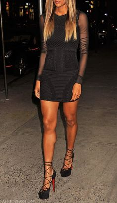 Love the dress hate the shoes