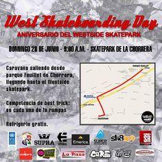 West Skateboarding Day 2015