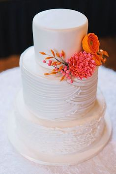 Sophisticated Wedding Cakes