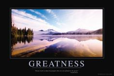 Thoughts from Brahma Kumaris: Greatness lies in being humble.