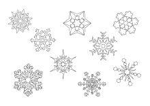 verschiedene christbaumkugeln | weihnachten | weihnachtskugeln basteln, ausmalbilder nikolaus