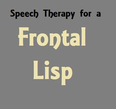 """TEACH YOUR CHILD TO READ - If your """"soup"""" is turning into """"thoop"""" and your """"zippers"""" are """"thippers"""", you may have a frontal lisp. Learn how to fix frontal lisps in kids. Super Effective Program Teaches Children Of All Ages To Read. Articulation Therapy, Articulation Activities, Speech Therapy Activities, Therapy Worksheets, Sensory Activities, Toddler Activities, Speech Pathology, Speech Language Pathology, Speech And Language"""