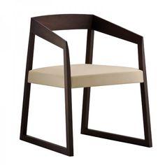 Sign arm chair