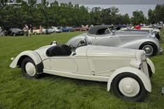 1935 Adler Trumpf Jr.