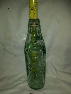 C.J. Hassett Ennis Codd Bottles w/Marble ca. 1880s | eBay