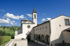 Sanctuary of Santa Maria del Sasso, Bibbiena, Tuscany