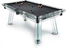 La mesa de billar más delicada