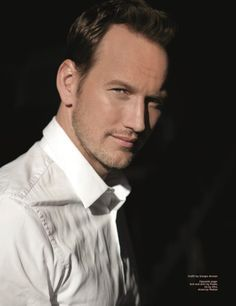 Patrick Wilson -awesome actor and of course. look at that face! Drag Queens, Patrick Wilson Shirtless, Vera Farmiga, Gary Oldman, Michael Fassbender, Cultura Pop, Keanu Reeves, The Conjuring, American Actors