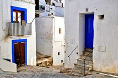Vieille ville d'Ibiza - Crédit Photo : Juan Pachito Tirado