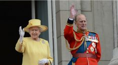 The Queen's 90th birthday celebrations across the UK