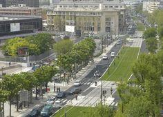 Trilhos VLT - place versailles