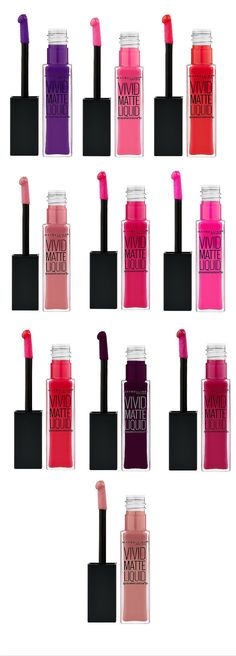 Maybelline Spring 2016 Launches On Sale | http://www.musingsofamuse.com/2015/12/maybelline-spring-2016-launches-on-sale.html
