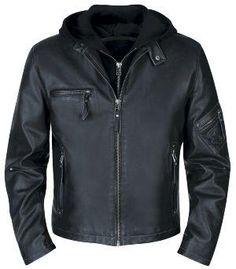Imitation leather jacket by Engine