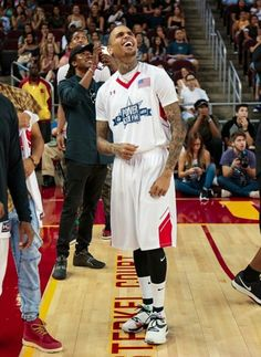 Power106 2016 All Star Celebrity Basketball Game - Sept 11 Dark Skin Men, Chris Brown Pictures, Impossible Dream, Thank God, Baby Daddy, Three Kids, Future Husband, Baddie, Acrylic Nails
