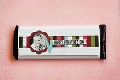 Custom Candy Bar Wrappers - valentines day