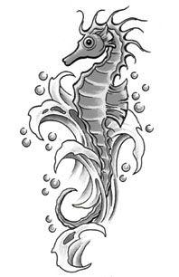 large-sea-horse-temporary-tattoo.jpg (198×306)