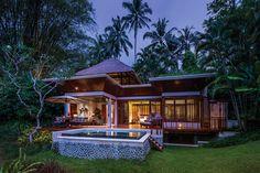 Hôtel Four Seasons Bali Sayan en Indonésie