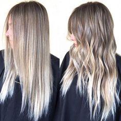 4331 e. gilbert, az 85234 www Balayage Hair Dark Blonde, Baliage Hair, Blonde Hair With Roots, Brunette Hair, Bayalage, Platinum Blonde, Hair Videos, Pink Hair, Hair Colors