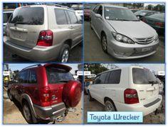 Toyota Wrecker