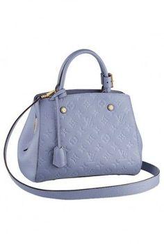 079e122072ab Louis Vuitton Monogram Vernis Baby Blue Tote Bag - Spring Summer 2014 Louis  Vuitton Sko