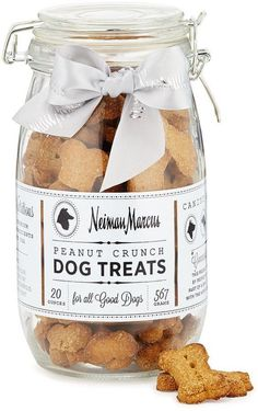 Harry Barker Peanut Crunch Dog Treats Pet Packaging I #PetBusinessGraphicDesign I #PetLabelDesign I #PetInspired I #CanineInspired