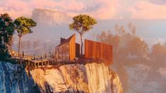 Making of Cabins Part ONE   CABINS - Architectural Visualization Challenge 7 by Ronen Bekerman