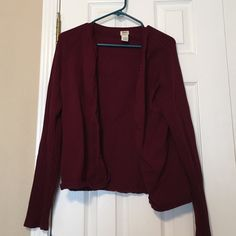 Burgundy Cardigan Bass Burgundy Cardigan Bass Sweaters Cardigans