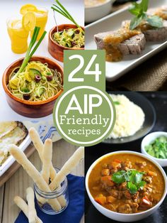 24 Amazing Autoimmune Protocol (AIP) Friendly Recipes | Primal Palate | Bloglovin'