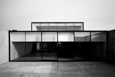 Office building at Waregem. Vincent Van Duysen