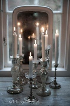 Grouping candlesticks of different heights! Stunning!