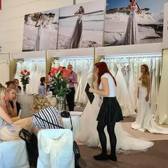 Welcome to our stand: Hall 14, D030 #interbride2017 #collection2018 #newcollection #bellezzaelusso #lussodress #interbride  #wedding #weddingdress #modeca #weise #ladybird #pronovias #interbride #düsseldorf #wedding #weddingdress #weddingaccesories #gown #nupcial #boda #bridal #bruid #novias #sposa #bridalwear #bridaldress #fashion #bridalfashion #tradefair #bridalfair #b2b http://gelinshop.com/ipost/1523934938557149007/?code=BUmGsChgW9P
