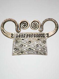 Hmong Hill Tribe Spirit Lock - Diamond Design