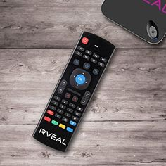 2018 Rveal Air Mouse Remote Control with Qwerty Keyboard #Rveal #Mouse #Remote #Control #with #Qwerty #Keyboard